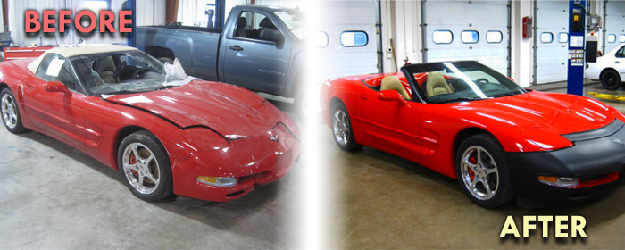 Collision Repair And Refinishing (ASCT)