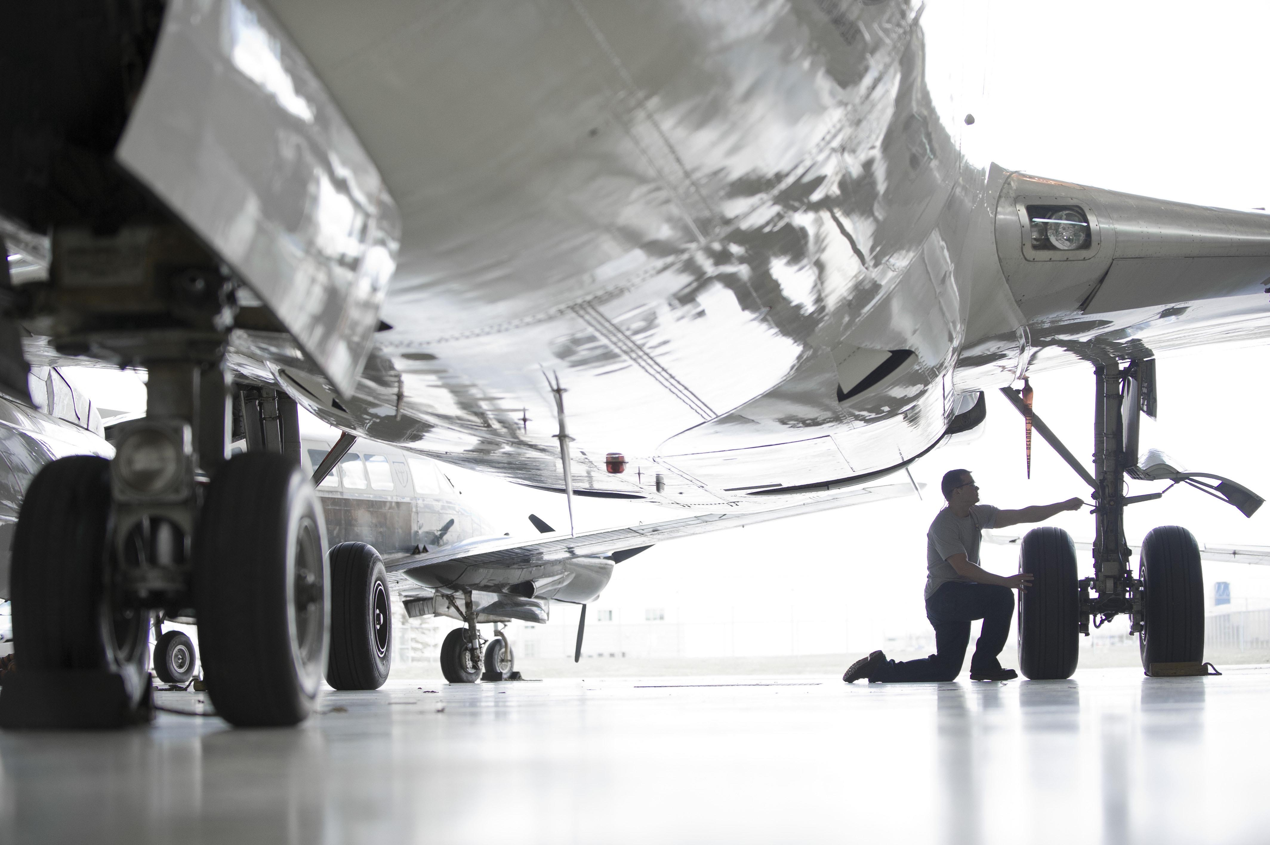 Aviation Maintenance Technology - Airframe Certificate (CG)