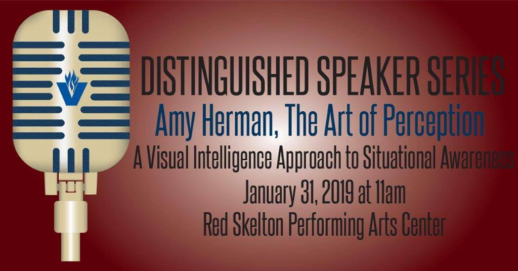 Amy Herman, The Art of Perception