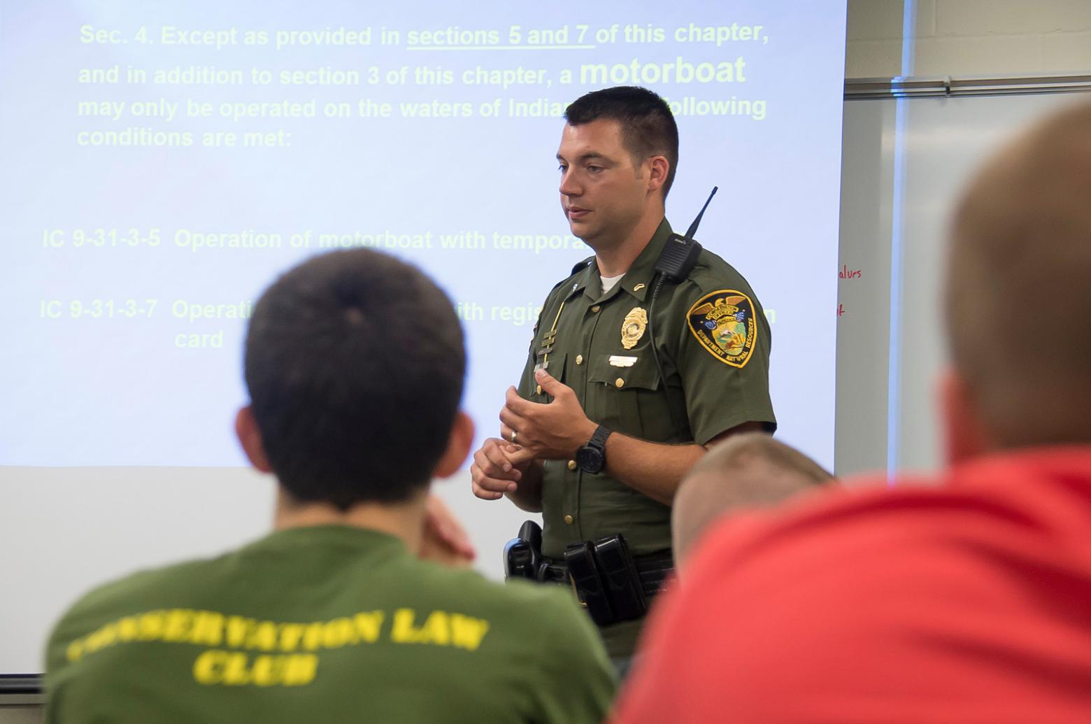Law Enforcement (AS)