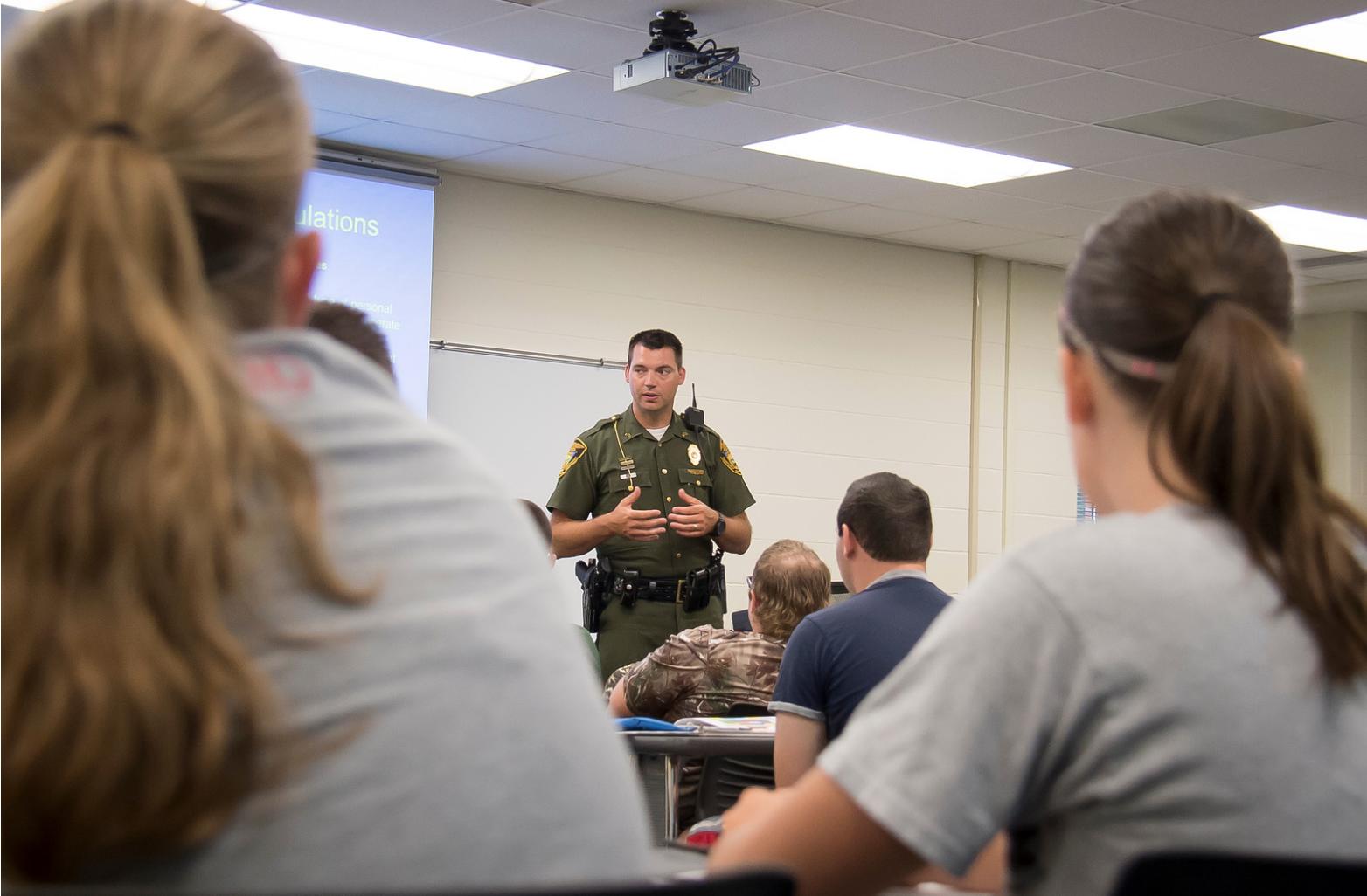 Law Enforcement Studies (CPC)
