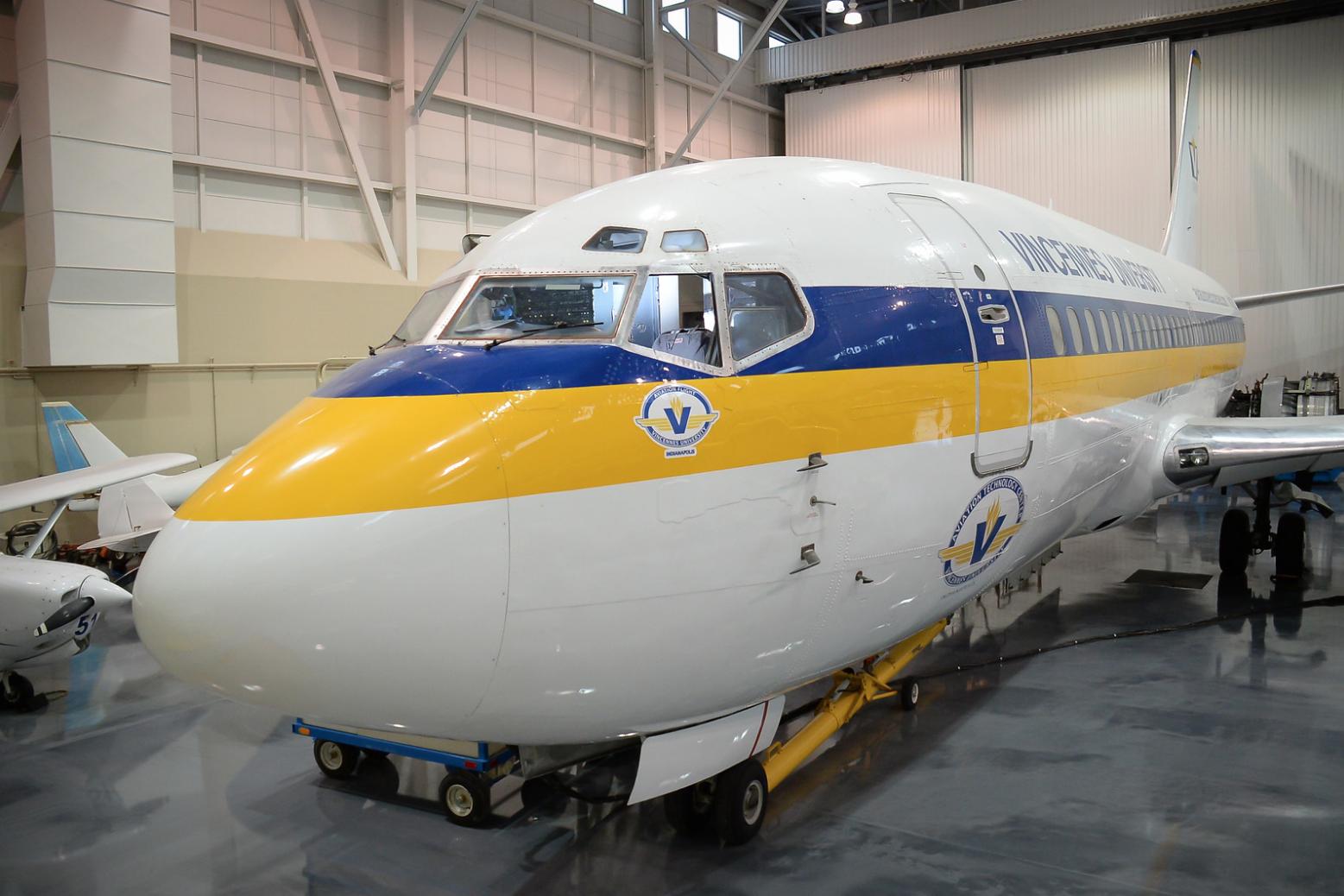Aviation Maintenance Technology - Powerplant Add-on Certificate (CG)