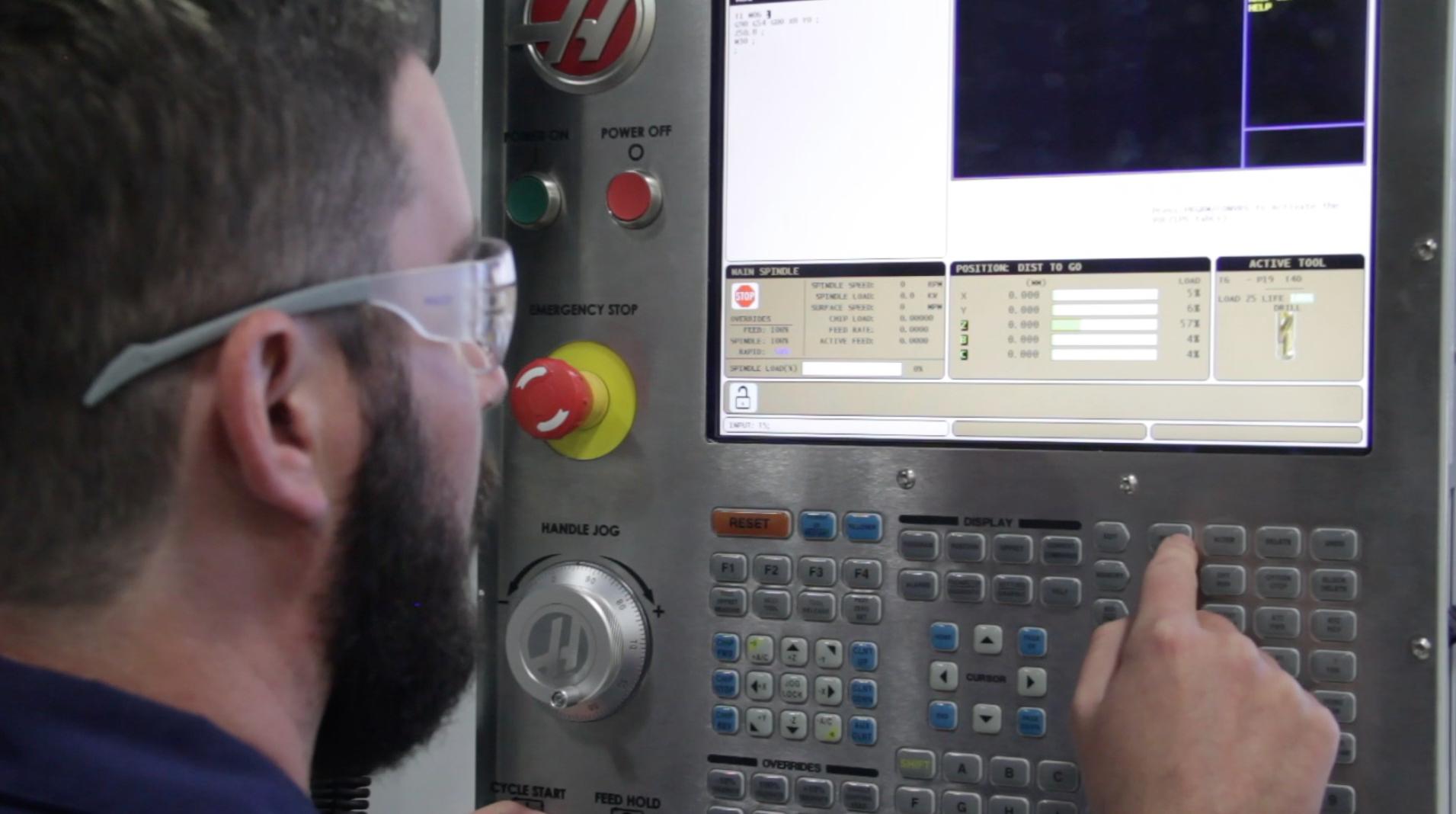 Precision Machining Technology (ASCT)