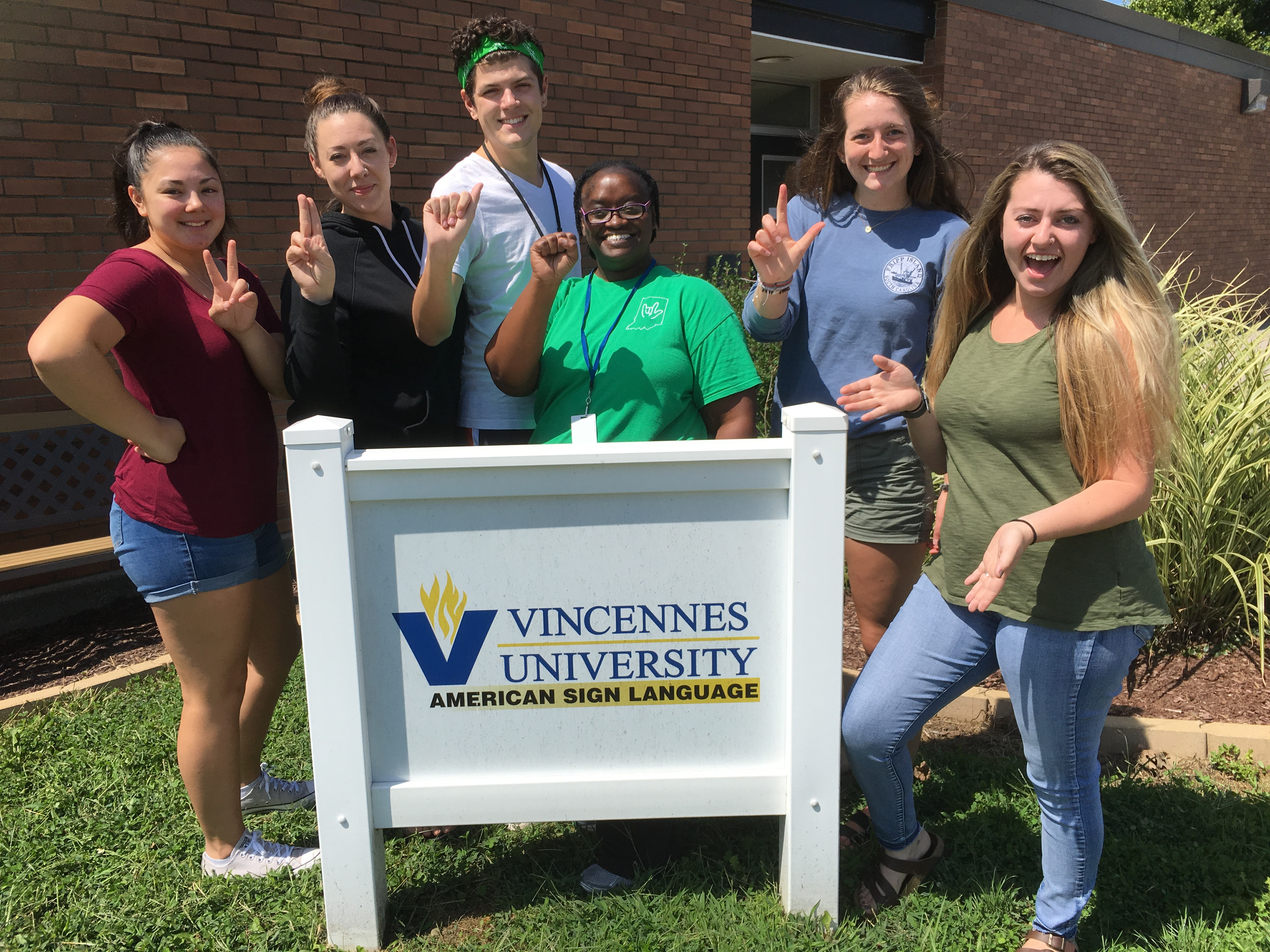 American Sign Language and Deaf Studies - Interpreter Preparation (CPC)
