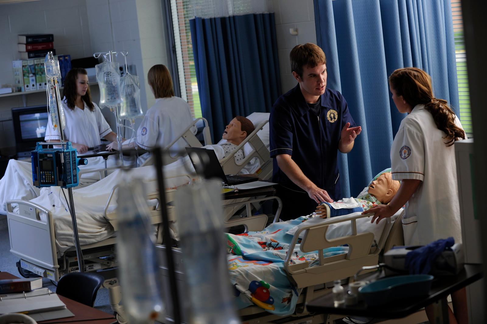 Nursing, Practical (CG)
